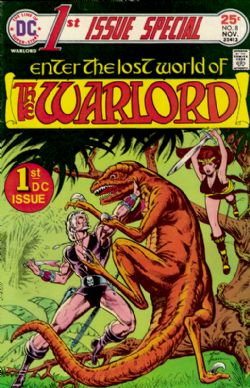 1st Issue Special (1975) 8 (The Warlord)