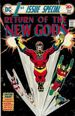 1st Issue Special (1975) 13 (Return Of The New Gods)