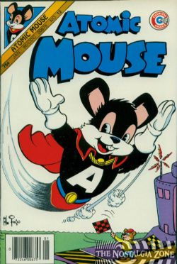 Atomic Mouse (2nd Series) (1984) 12