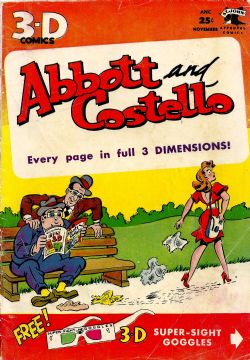 Abbott And Costello 3-D (1953) 1
