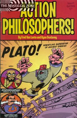 Action Philosophers (2005) 1 (2nd Print)