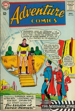 Adventure Comics (1st Series) (1938) 314