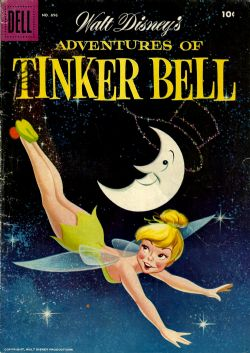 The Adventures Of Tinker Bell (1958) Dell Four Color (2nd Series) 896