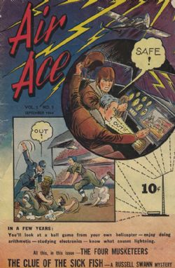 Air Ace Volume 2 (1945) 5