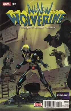 All-New Wolverine (2015) 2