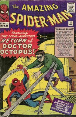 The Amazing Spider-Man (1st Series) (1963) 11