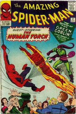 The Amazing Spider-Man (1st Series) (1963) 17