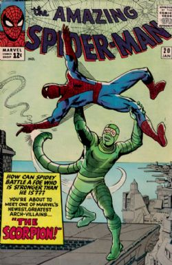 The Amazing Spider-Man (1st Series) (1963) 20