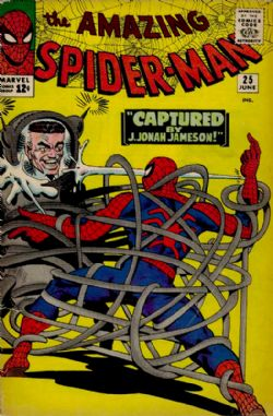 The Amazing Spider-Man (1st Series) (1963) 25