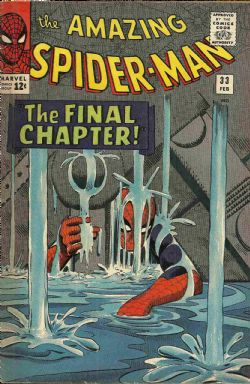 The Amazing Spider-Man (1st Series) (1963) 33