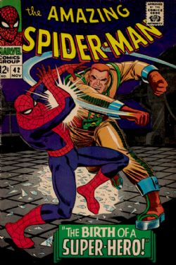 The Amazing Spider-Man (1st Series) (1963) 42