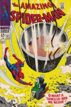 The Amazing Spider-Man (1st Series) (1963) 61