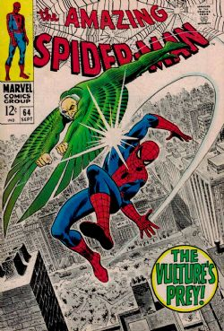The Amazing Spider-Man (1st Series) (1963) 64