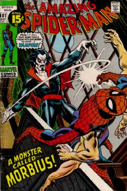 The Amazing Spider-Man (1st Series) (1963) 101