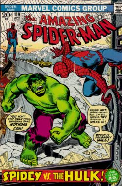 The Amazing Spider-Man (1st Series) (1963) 119