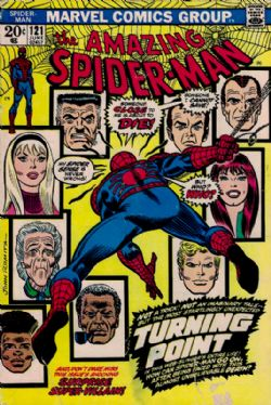 The Amazing Spider-Man (1st Series) (1963) 121