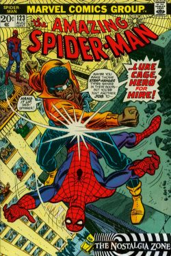 The Amazing Spider-Man (1st Series) (1963) 123