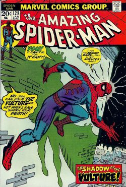 The Amazing Spider-Man (1st Series) (1963) 128