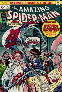 The Amazing Spider-Man (1st Series) (1963) 131
