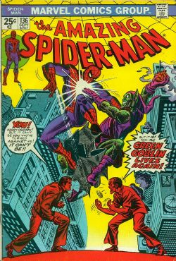 The Amazing Spider-Man (1st Series) (1963) 136