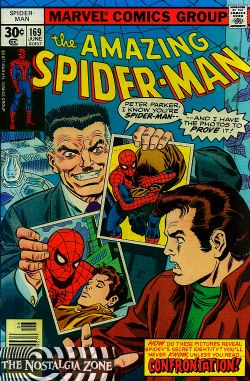 The Amazing Spider-Man (1st Series) (1963) 169