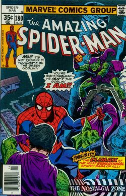 The Amazing Spider-Man (1st Series) (1963) 180