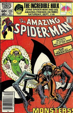 The Amazing Spider-Man (1st Series) (1963) 235