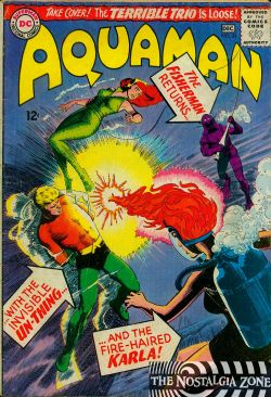 Aquaman (1st Series) (1962) 24
