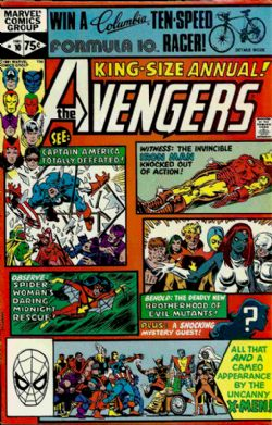 The Avengers (1st Series) Annual (1963) 10
