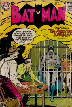 Batman (1st Series) (1940) 110