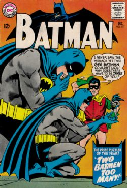 Batman (1st Series) (1940) 177