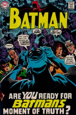 Batman (1st Series) (1940) 211