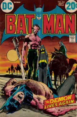 Batman (1st Series) (1940) 244