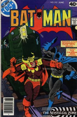 Batman (1st Series) (1940) 312