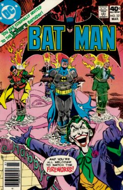 Batman (1st Series) (1940) 321