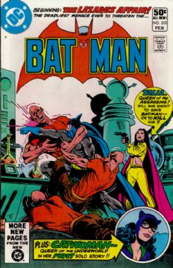Batman (1st Series) (1940) 332