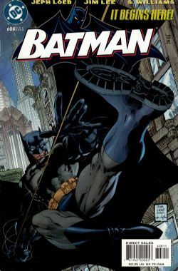 Batman (1st Series) (1940) 608 (1st Print)