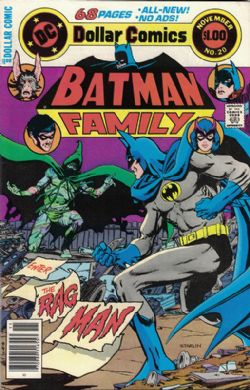 Batman Family (1st Series) (1975) 20