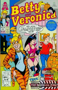 Betty And Veronica (2nd Series) (1987) 59
