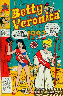 Betty And Veronica (2nd Series) (1987) 61