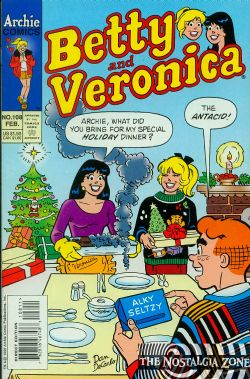 Betty And Veronica (2nd Series) (1987) 108