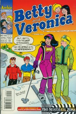 Betty And Veronica (2nd Series) (1987) 122