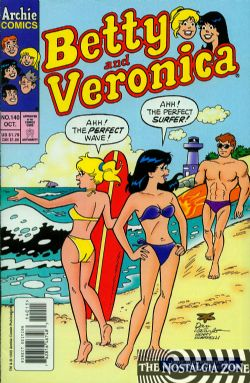 Betty And Veronica (2nd Series) (1987) 140
