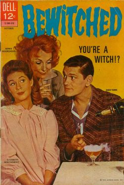 Bewitched (1965) 12