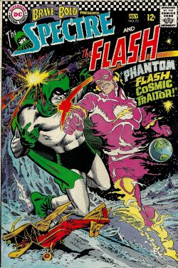 The Brave And The Bold (1st Series) (1955) 72 (The Spectre / The Flash)