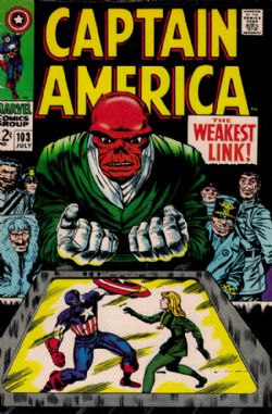 Captain America (1st Series) (1968) 103