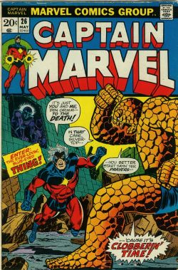 Captain Marvel (1st Series) (1968) 26