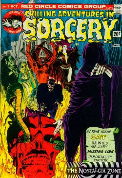 Chilling Adventures In Sorcery (1972) 3
