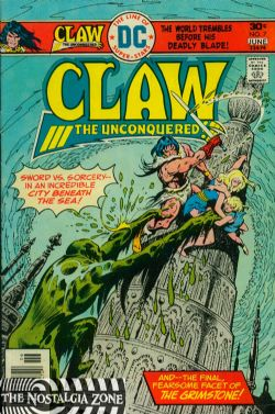 Claw, The Unconquered (1975) 7