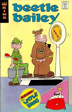 Comics Reading Libraries (1977) R-13 (Beetle Bailey, The Little King)